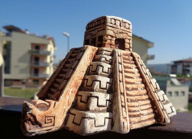 Souvenir from Chichén Itzá!