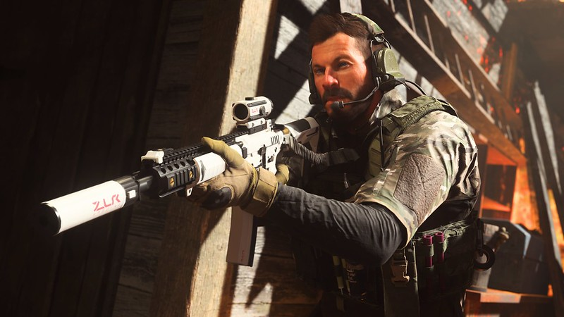 Call of Duty: Modern Warfare's Season 3 on PS4