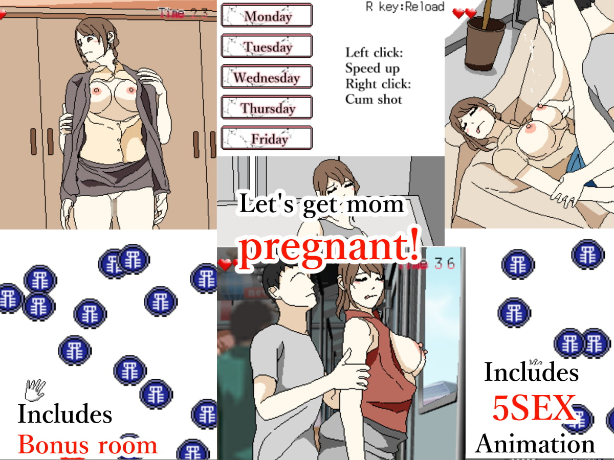 Can you make mom pregnant? 2