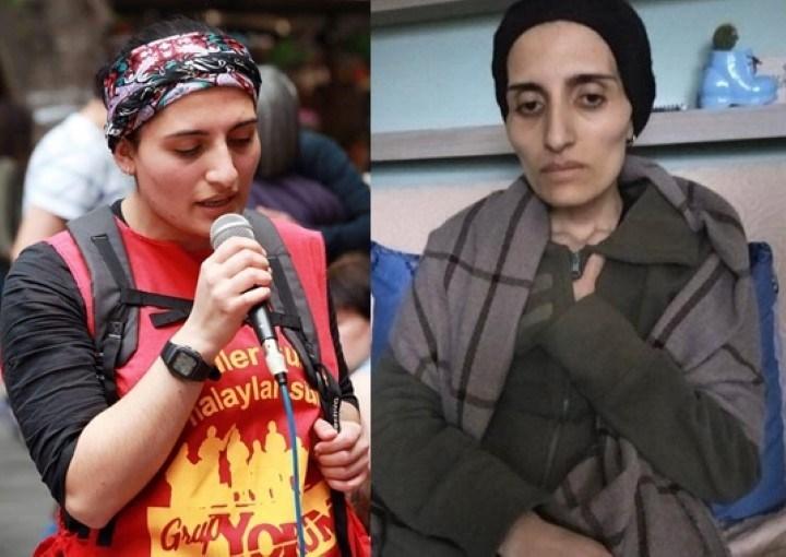 土耳其抗議樂團Grup Yorum主唱Helin Bölek絕食288天之後不幸死亡。