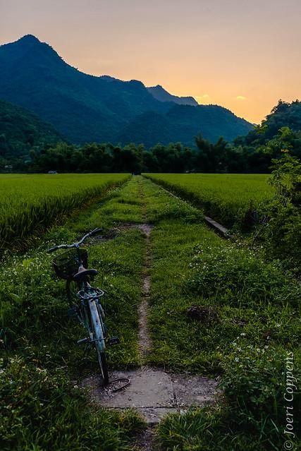 Mai Châu Sunset