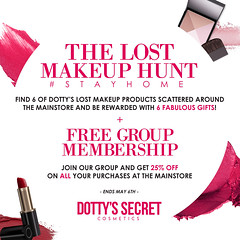 Dotty's Secret - The Lost Makeup Hunt + Free group membership