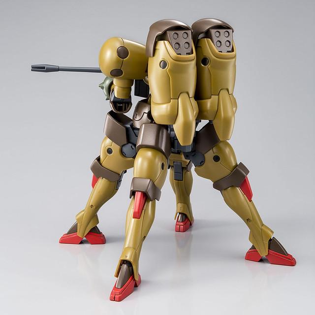 長著四條美腿的機動型態來襲!HG 1/144《機動武鬥傳G鋼彈》死亡野獸(デスビースト)【PB限定】