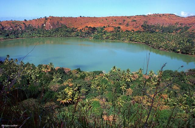 Le lac Dziani