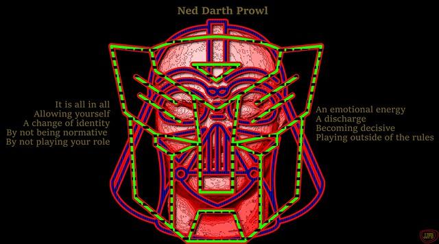 Ned Darth Prowl poem