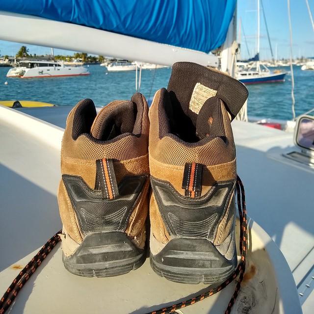 Eli's Work Boots