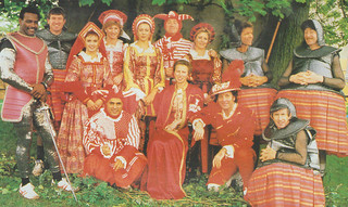 It's A Royal Knockout - Princes Anne's Team
