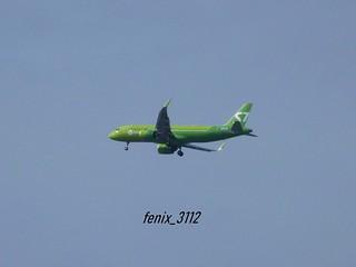 S7 - Siberia Airlines A320-271N (F-WWBE VQ-BSD MSN10016)