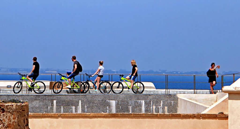 Fietsen in Cadiz | Mooistestedentrips.nl