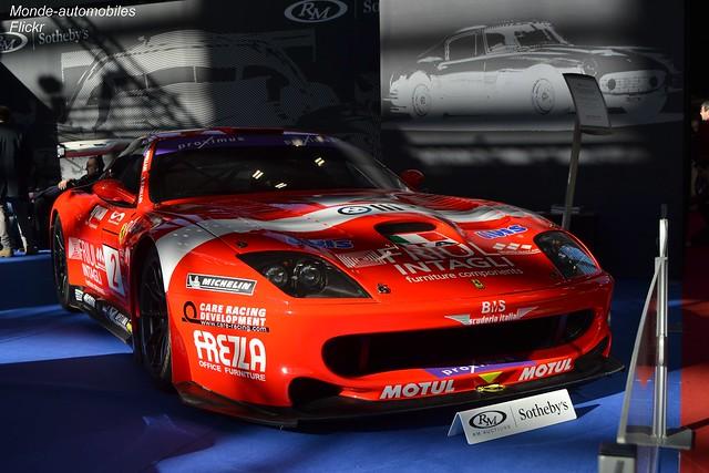 Ferrari 550 GTS Prodrive