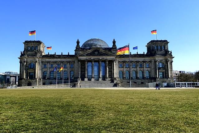 Forgotten Places - Part I - Bundestag