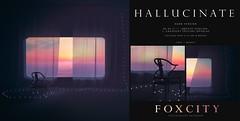 FOXCITY. Photo Booth - Hallucinate (Dark)