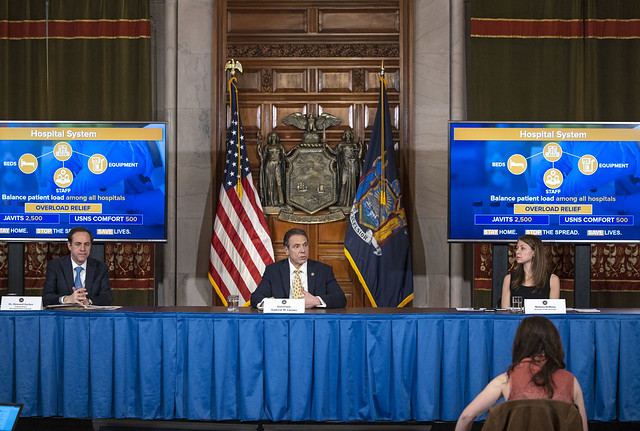 Amid Ongoing COVID-19 Pandemic, Governor Cuomo Announces State Will Invest in Private Companies to Bring Rapid Testing to Scale