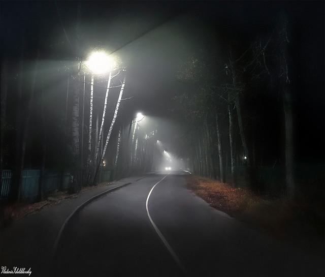 Suburban *autobahn*...