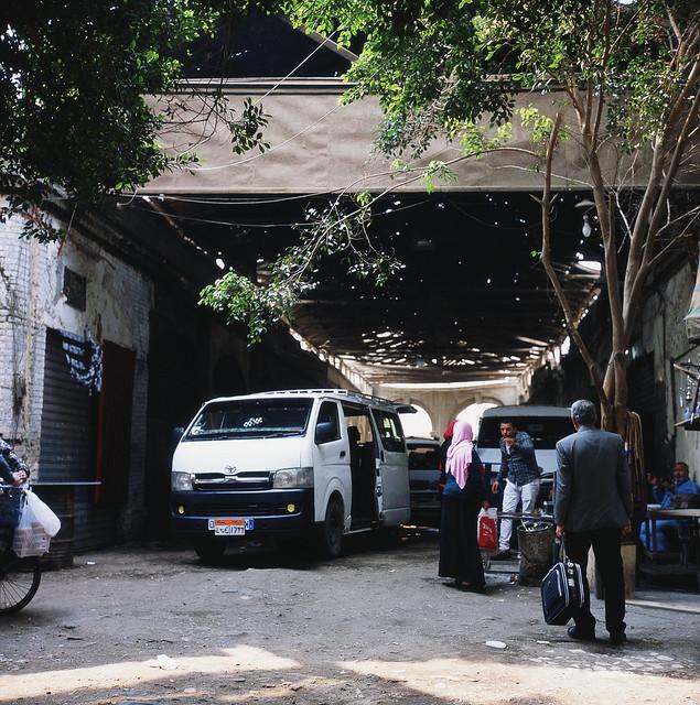 a Cairo market