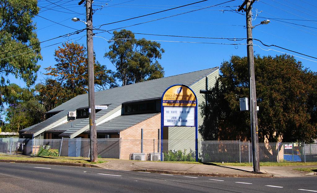 Tregear Presbyterian Community Church, Tregear, Sydney, NSW.