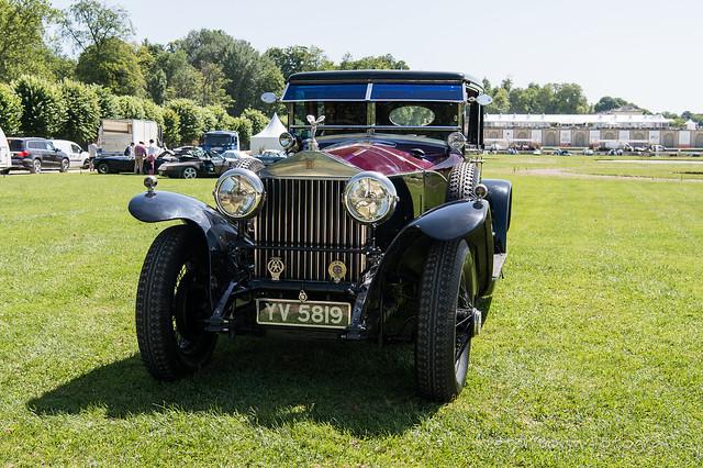 Rolls-Royce Phantom 1 Sportsman Saloon - 1928