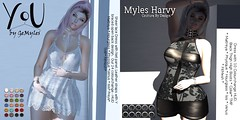 YoU by GeMyles Yeva and [MH] Couture Ishana Lace