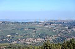 Vista do Miradouro da Serra de Santa Helena - Portugal 🇵🇹
