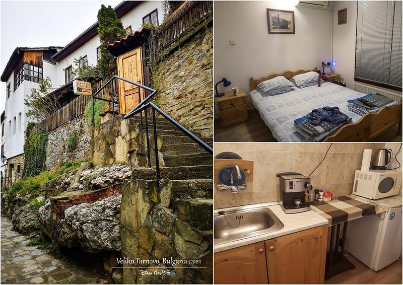 2019 Bulgaria Veliko Tarnovo Hostel Pashov