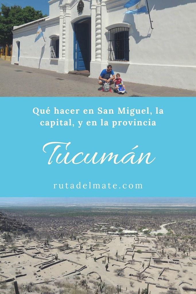 Qué hacer en Tucumán, capital y provincia.