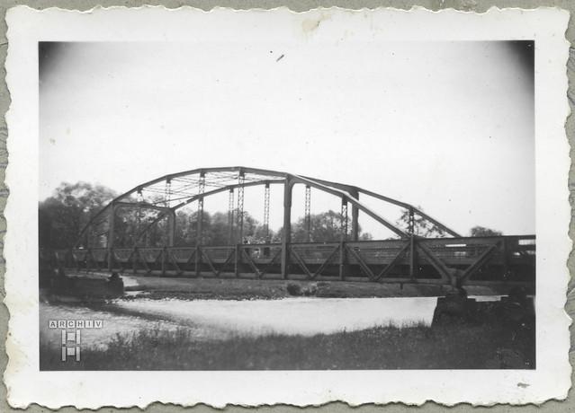 ArchivTappenW19 Stahlbrücke, 1930er
