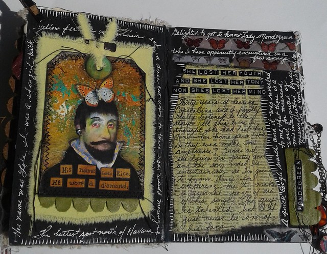 Journal Page from