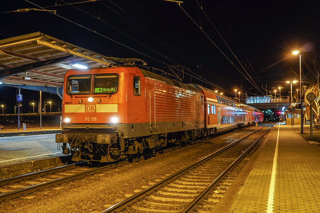 112 115 DB Regio AG   Falkenberg   Februar 2020