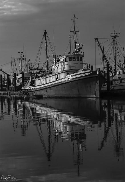 Ku'ulakai Tugboat c. 1944 - Steveston Harbour
