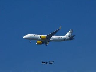 Vueling A320-271N (F-WWBU MSN10052)