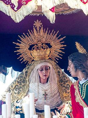 Ntra. Sra. de la Amargura (Jueves Santo 2018)