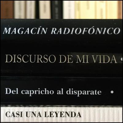 Magacín radiofónico en estado de alarma 7.4.20 #yomequedoencasa #frenarlacurva #haikusdestanteria #quedateencasa