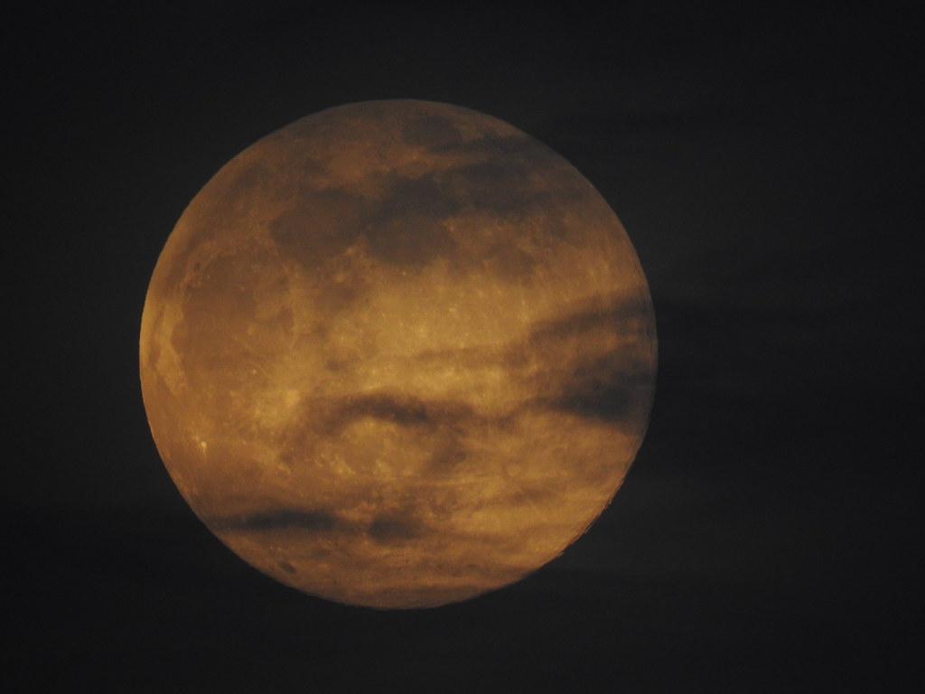 Pink Super Moon-07 April 2020 DSCN6930