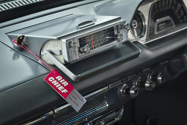 Air Chief car radio