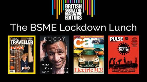 BSME Lockdown Lunch