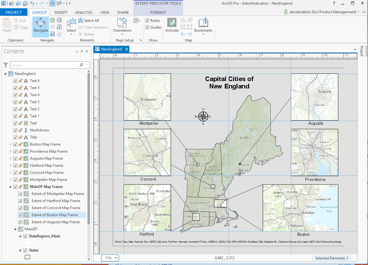 Working with ESRI ArcGIS Pro 1.2 full license