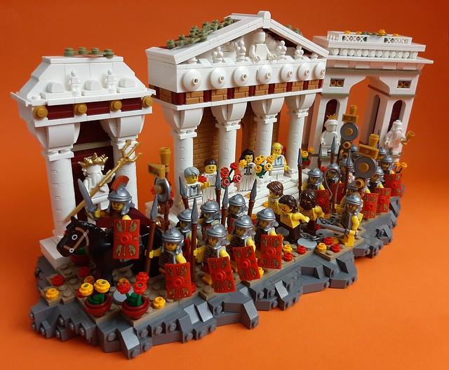 Triumph for Rome!