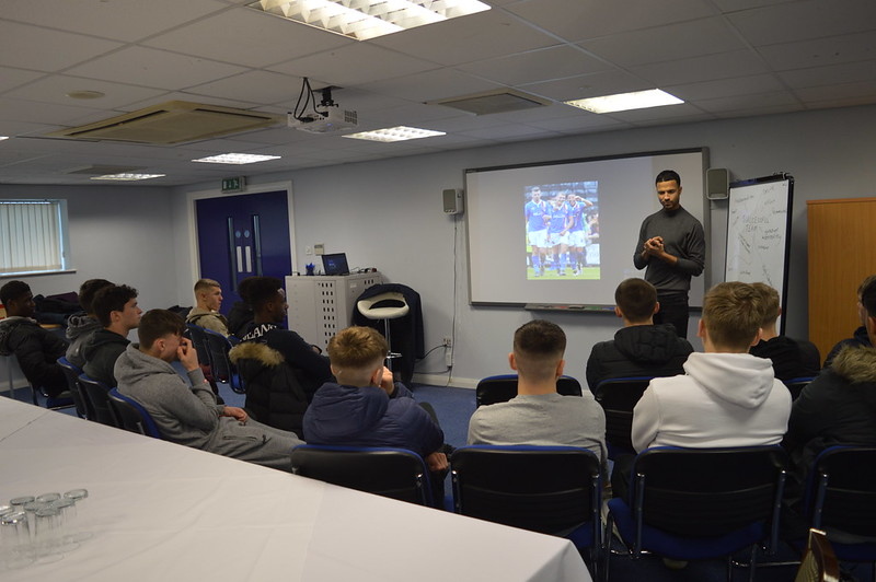 Joe Thompson Bolton Wanderers Life Skills (15)