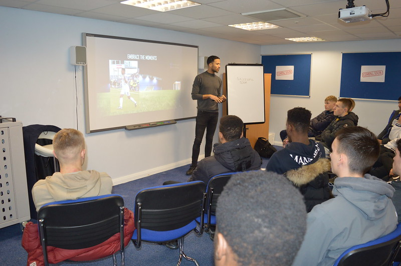 Joe Thompson Bolton Wanderers Life Skills (5)
