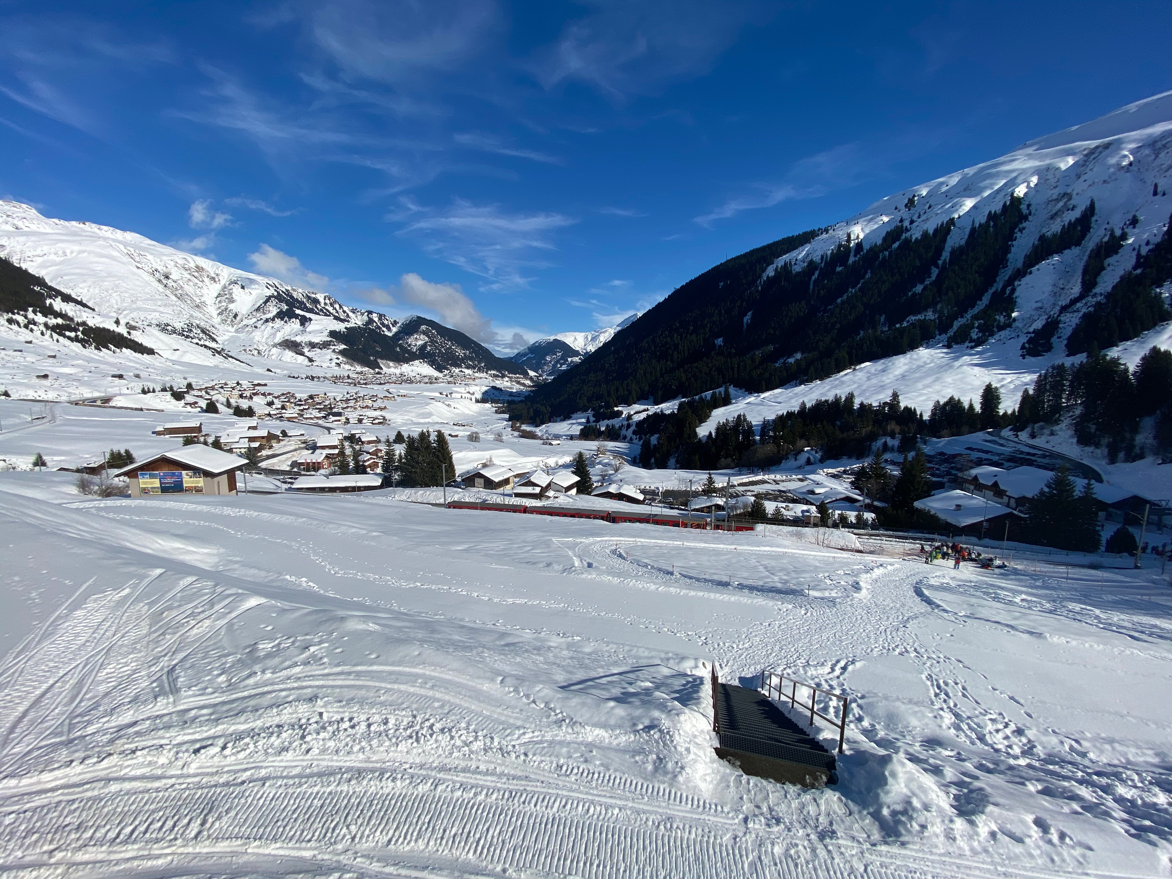 Skiweekend in Andermatt