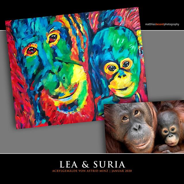 LEA & SURIA