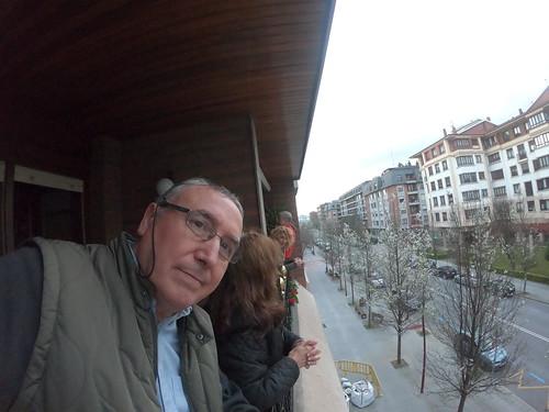 Día 25º del #AplausoSanitario en Getxo