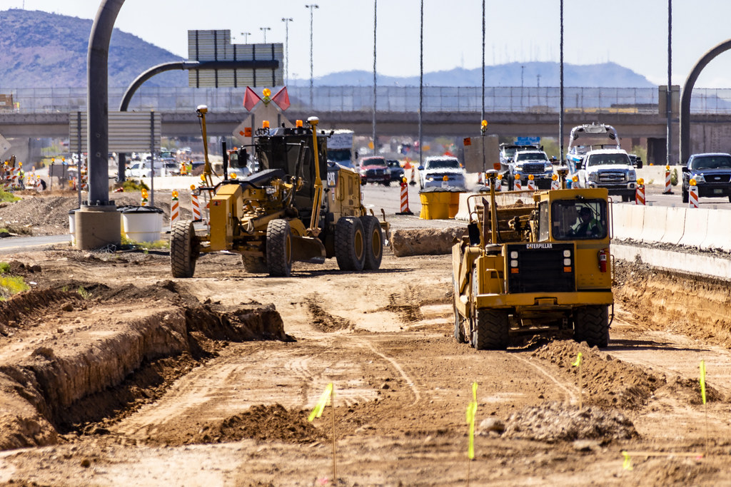 I-17 and Happy Valley Road