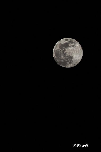 Super luna 07.04.2020