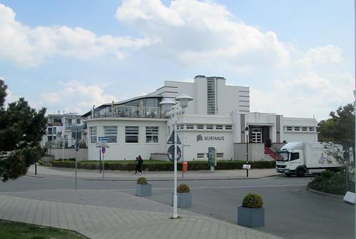 Kurhaus, Warnemünde