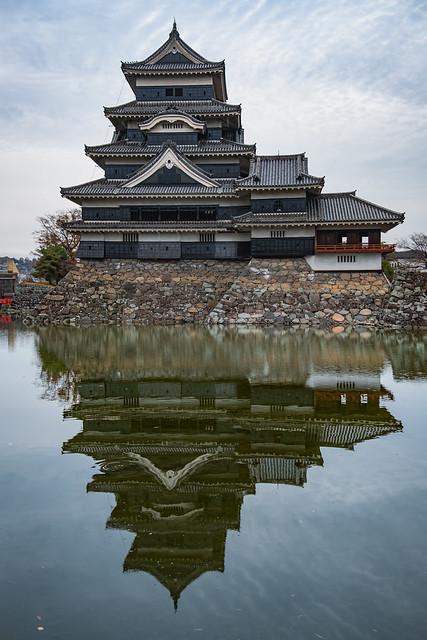 Matsumoto Castle 松本城