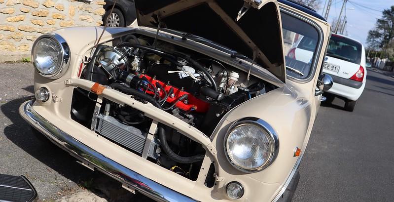 Innocenti Mini 1300 Cooper 1975  49747263671_ac9cf3e8d1_c