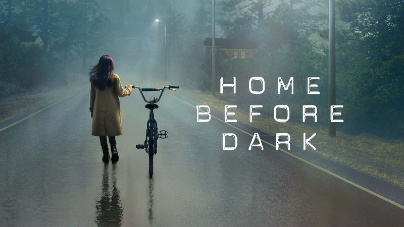 Home Before Dark Logo