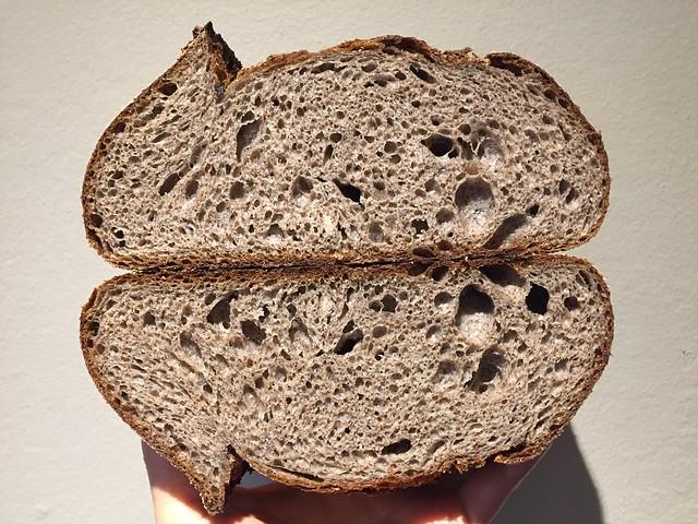 Scalded Buckwheat