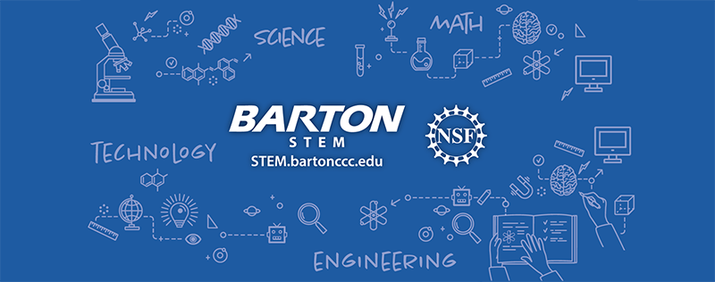 Science Technology Engineering and Math at Barton!